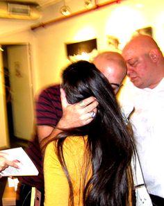 """Io e Giuliano Sangiorgi (negramaro) - Presentazione del libro """"Lo spacciatore di carne"""" @ La Feltrinelli di Napoli - 14/10/2012"""