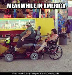 Things That Happen In America