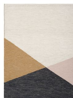 Tuck  by Armadillo and Co   handmade fair trade rugs