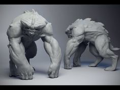 FlippedNormals: Sculpting the Base - YouTube