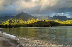 Over the Rainbow - Kauai, Hawaii  www.liberatingdivineconsciousness.com
