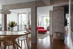 V Prêmio Casa Claudia - concreto aparente