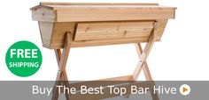 Bee Thinking Top Bar Hive