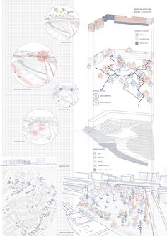 Architecture Concept Drawings, Architecture Graphics, Architecture Visualization, Data Visualization, Architecture Design, Adobe Indesign, Adobe Photoshop, Autocad, Thesis