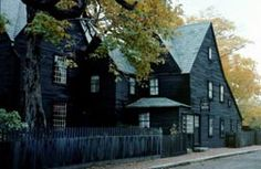 Spend Halloween in Salem, Mass. would be great!