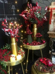 Winter 2017, Table Decorations, Furniture, Home Decor, Homemade Home Decor, Home Furnishings, Decoration Home, Arredamento, Dinner Table Decorations