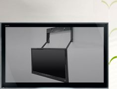 ComfortVu over-the-fireplace motorized TV mount