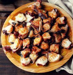 Pulpo á Feira – Spain   15 Amazing Recipes From Around The Globe