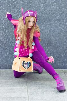 Honey Lemon | Cosplay | EdgyStylishNerd