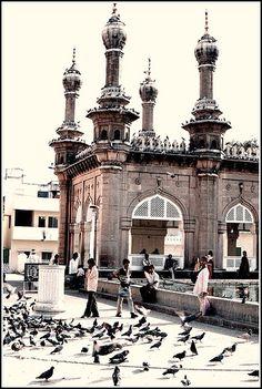 Mucca Masjid, Hyderabad