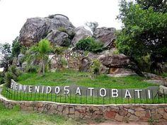 Tobati, Paraguay.