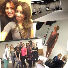 Unite Academy #photoshoot #editorial #unitehair #Stylist #SalonFamily #FunPhotoshoot #HairStyle #Stylish #ClippingsHairDesign #FatimaGuardado #VieanaCisneros #HealthyHair #HairFlip