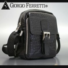 Giorgio Ferretti (ジョルジオ フェレッティ) スモールショルダーバッグ