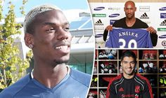 Pictures: Which players have cost more than Paul Pogba based on cumulative transfer fees?   via Arsenal FC - Latest news gossip and videos http://ift.tt/2bP4vfz  Arsenal FC - Latest news gossip and videos IFTTT