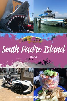 Heading to SPI in Texas? Check out the ultimate city travel guide including the best family-friendly things to do on South Padre Island! Banff, South Padre Island Texas, South Padre Island Restaurants, South Texas, Texas Vacations, Beach Vacations, Romantic Vacations, Beach Photography Friends, Honey Moon