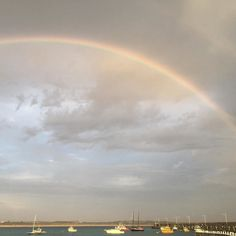 #Repost @colourbombjewellery  Caught some double rainbow action at the breakwater #rainbows #breakwater #warrnambool #summer #warrnamboolbreakwater #destinationwarrnambool #beach #surf #greatoceanroad #love #happy #bikeride #doublerainbow #live3280 #holidays #amazing #boats #colour #colourbomb #picoftheday by destinationwarrnambool