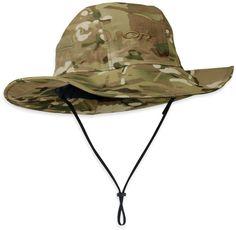 9f3242d0904 Outdoor Research Men s Camo (Green) Seattle Sombrero Hat