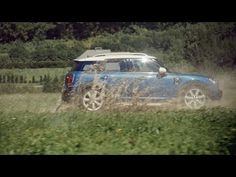 "MINI Countryman ""Off Road"" by Director Francesco Nencini."