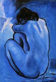 Blue Nude, 1902