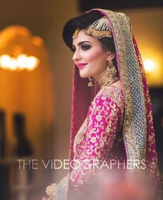 Low Cost Children S Clothing Pakistani Bridal Makeup, Indian Bridal Fashion, Pakistani Wedding Dresses, Bridal Dresses, Bridal Outfits, Bridal Looks, Bridal Style, Pakistan Bridal, Bridal Photoshoot