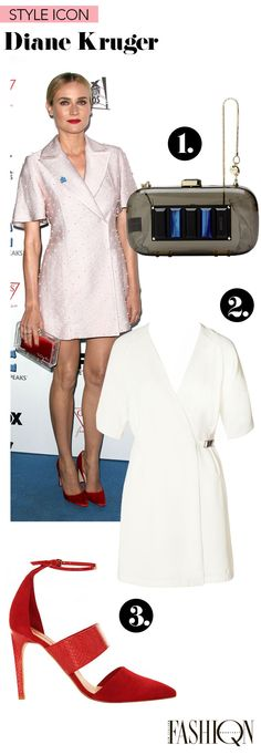 Style Icon: Diane Kruger - Fashion and Beauty NZ