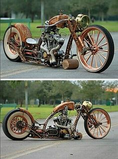 Steampunk Bike https://madburner.com