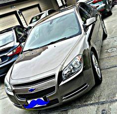 My 2012 Chevy Malibu