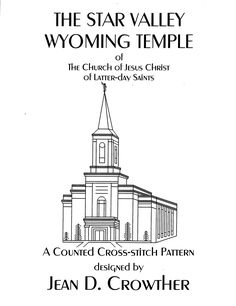 The Star Valley Wyoming Temple