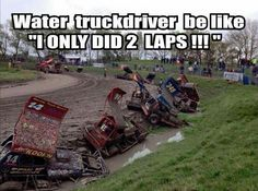 Haha that's a wet track Car Memes, Car Humor, Funny Memes, Hilarious, Race Car Quotes, Country Relationships, Dirt Track Racing, F1 Racing, Country Girl Quotes