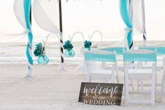 #beachwedding #destinationwedding #simpleweddingsflorida #floridawedding #weddingdecor #tiffanywedding Destin Florida Wedding, Florida Beaches, Beach Weddings, Simple Weddings, Wedding Planner, Destination Wedding, Tiffany Wedding, Anna Maria Island, Beach Ceremony