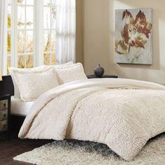 Madison Park Norfolk Comforter Set - BedBathandBeyond.com