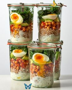 Meal Prep Plan: A Week of Easy Healthy Meals for Two An Easy and FAST One Hour Meal Prep Plan. Need recipes and ideas for meal prep and planning for the week? Great for beginners or healthy eating experts on a budget. For adults or families of two, who need ideas for breakfasts lunches and dinners. You'll have overnight oats, moroccan spiced chickpea bowls, miso-ginger chicken thighs, broccoli slaw, fish tacos, and spaghetti.<br> There's so much you can do in one hour! This easy meal prep…
