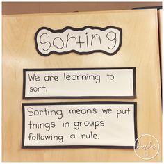 Teaching Sorting in FDK