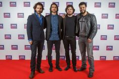Just the guys <3 Santiago, Luca, Tom & Howard <3