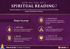 Catholic-Link's Library - Gallery: 10 ways to pray