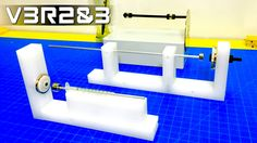 Latest Magnetic Invention - Suspended Magnet Locked in Space - Magnetically Suspended Axle Science Demonstrations, Magnetic Levitation, Inventions, Beams, Kgi, Magnets, Watch Video, Confirmation, Cool Stuff