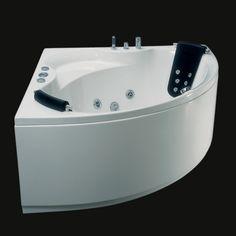 Profitez des bienfaits de la balnéothérapie dans la baignoire ORION 150x150. Cette baignoire d'angle fera de votre salle de bain un espace de détente et de relaxation à deux.  Baignoire d'angle balnéothérapie 2 places 150x150cm ORION - NVS1 - VICTORY SPA : http://www.ma-baignoire-balneo.com/baignoire-balneo-dangle-150x150-orion-victory-spa-xml-1081_1083-819.html