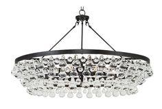 """35"""" Deep Patina Bronze #bling chandelier #chandelier #modern chandelier #vanillawood lighting"""