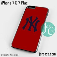 yankees logo Phone case for iPhone 7 and 7 Plus
