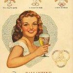Ballantine Ale, 1948