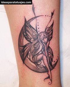 tatouage poussiere de fee - Google Search