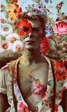 """ RIP David Bowie """