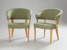 Carl Malmsten's armchair - Lata Greven