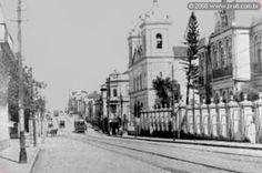 Avenida Independência em 1925.