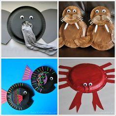paper-plate-animal-crafts-6.jpg (600×600)