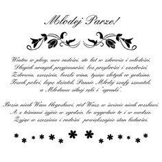 Ślub - życzenia