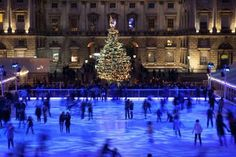 Viajar en Navidad a Londres Trafalgar Square, Covent Garden, Christmas Eve, Dolores Park, Street View, Camille, London, Vogue Paris, World