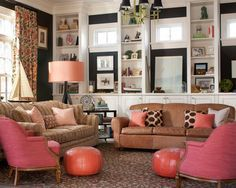10 Spectacular Living Room Ideas Perfect For Summer | living room ideas | living room set | modern interior design | #interiordesigninspiration | #decoratingideas | #summertrends | see more @ https://www.brabbu.com/en/inspiration-and-ideas/sem-categoria/10-spectacular-living-room-ideas-perfect-for-summer