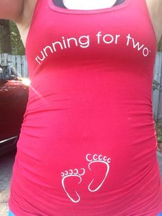 Running while pregnant (plus more posts with great information for new and expectant moms) #Pregnancy