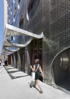 Dream Downtown Hotel by Handel Architects! New York